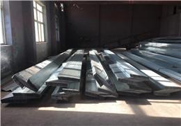【厂家直供】冷弯薄壁型钢  镀锌c型 u型 z型钢厂家