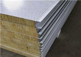 【质优价廉】净化板金属面保温隔热硅岩夹芯板