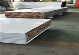 【生产厂家】 净化板  定制手工岩棉夹芯板