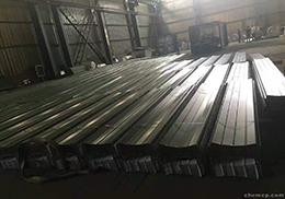【生产加工】铝镁锰板 直立锁边系统 体育场屋面美化