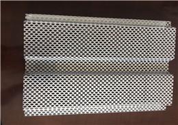 【源头厂家】铝板冲孔板 厂家供应外围喷涂