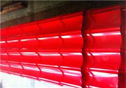 【生产厂家】彩钢板 外贸不锈钢彩涂瓦楞板