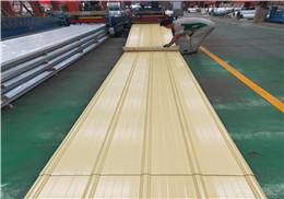 彩钢板 科信达彩钢板 YX25-210-840彩钢板压型