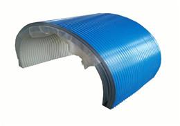彩钢板 科信达彩钢板 YX35-130-780大圆弧彩钢板