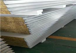 净化板  科信达净化板 机制净化板纤维状岩棉夹心
