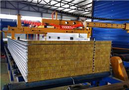 净化板 科信达净化板  A级防火岩棉彩钢板